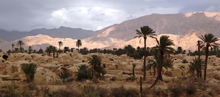 Iranreisen Küng Landschaften