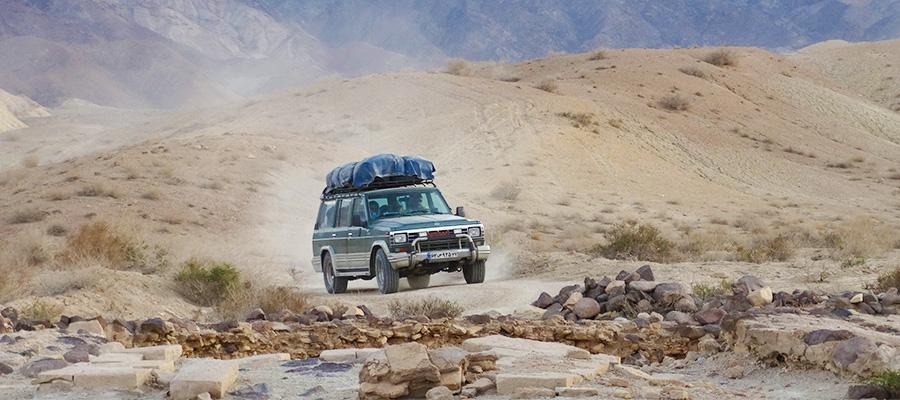 Iranreisen Agnes Küng Abenteuer